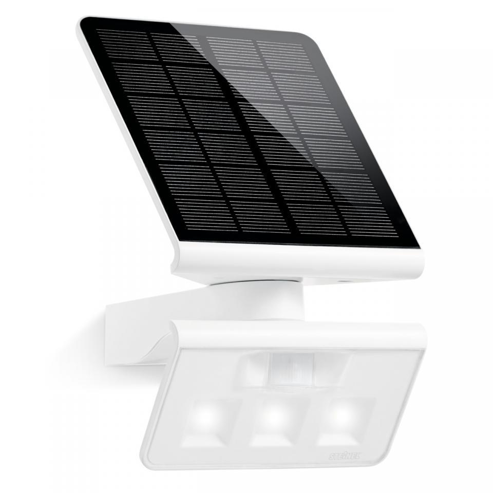 German Quality _ Steinel Solar LED Light XSolar L-S White - Garden Light
