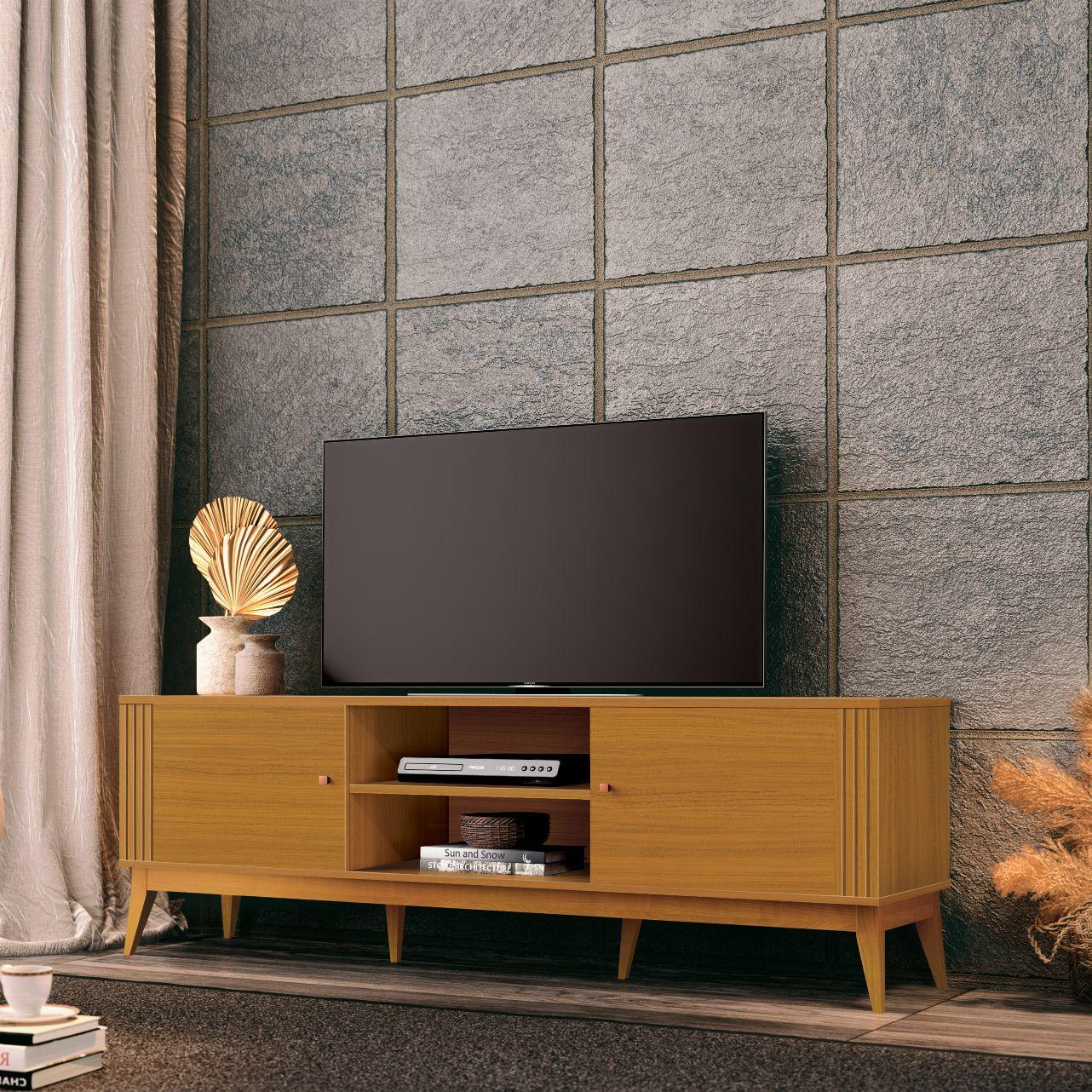 TV Unit Legacy Cedar
