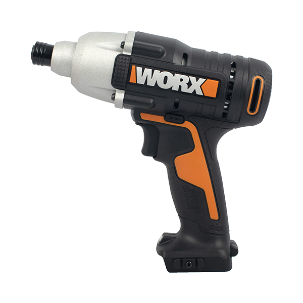 """Impact Driver 20V 1/4"""" 140Nm Tool Only Worx"""