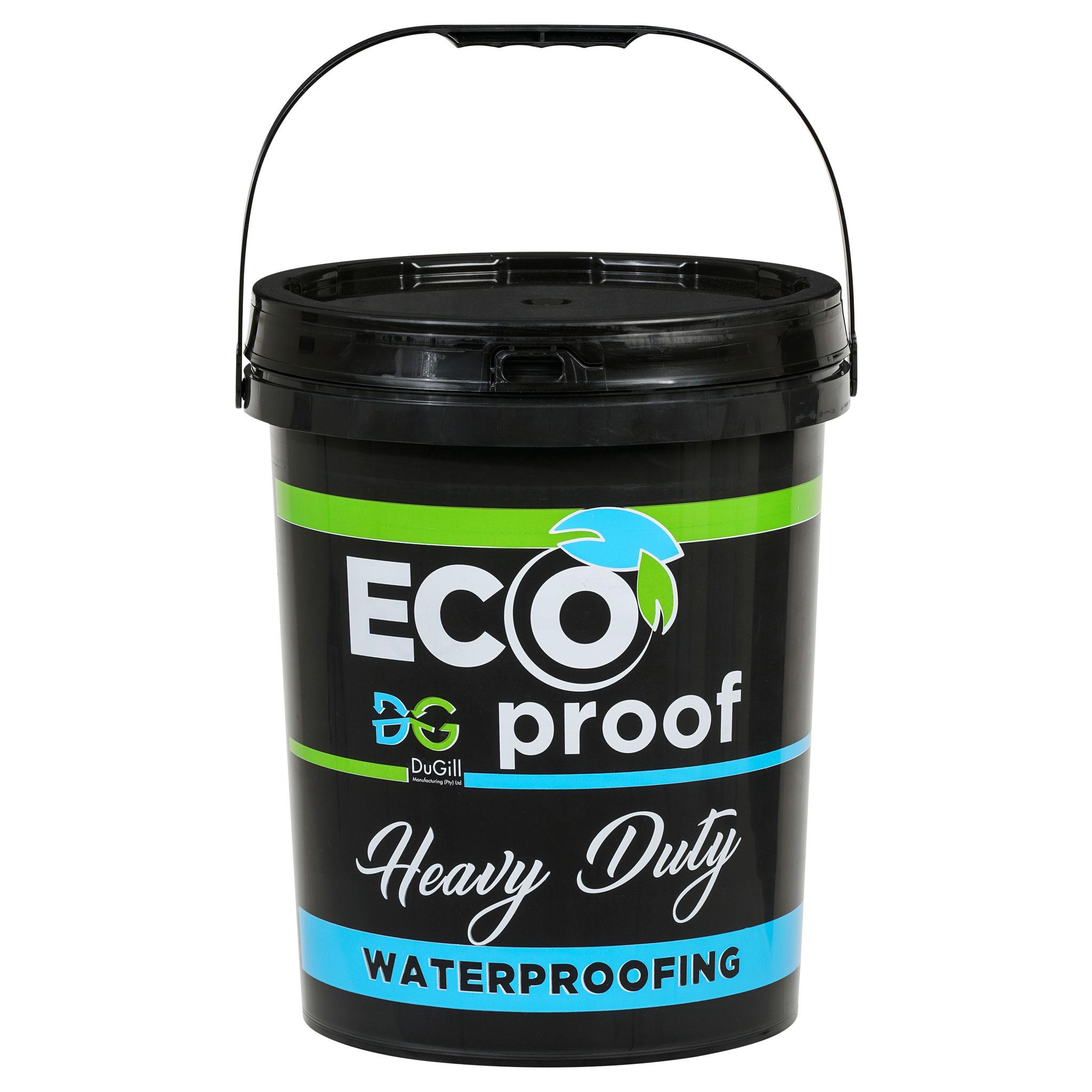 EcoProof Bitumen Rubber Waterproofing  20L
