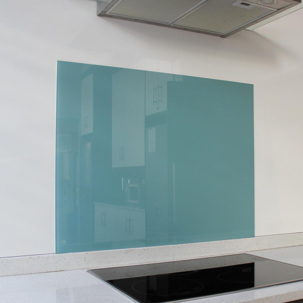 Egg Shell Hob Glass Splashback (898 x 700 x 6mm)