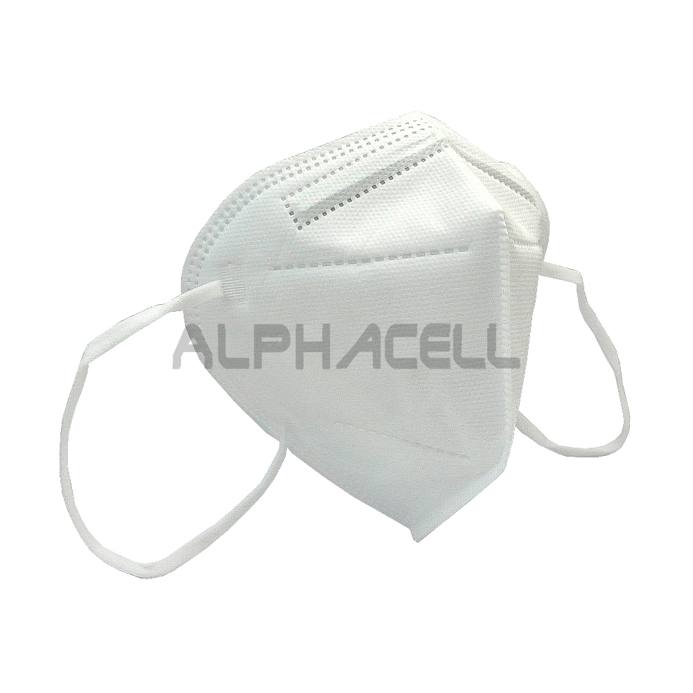 FACE MASK - N95 G & W - 1 PIECE