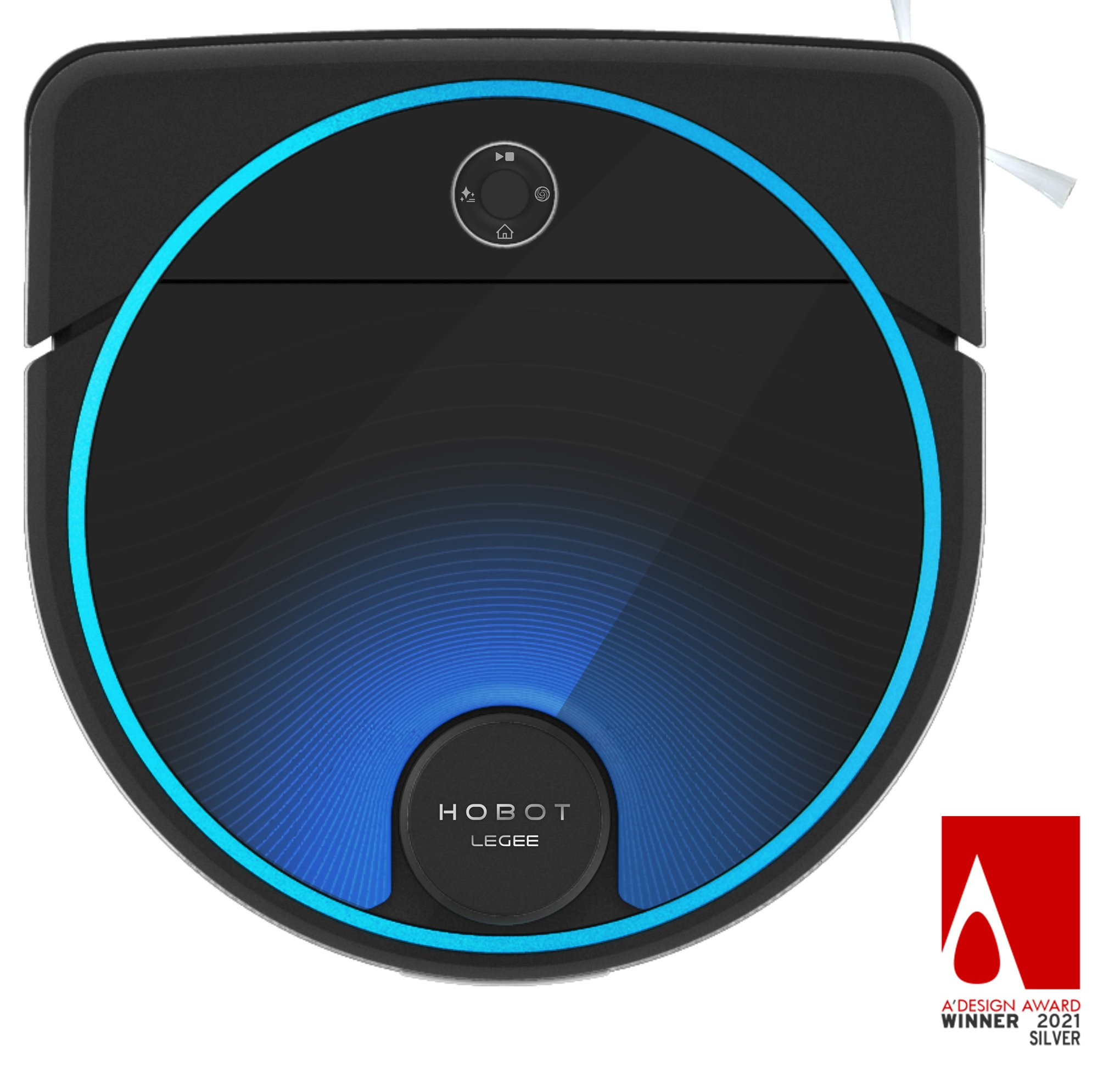 HOBOT LEGEE 7 Vacuum-Mop 4 in 1 Robot with Wifi Connectivity