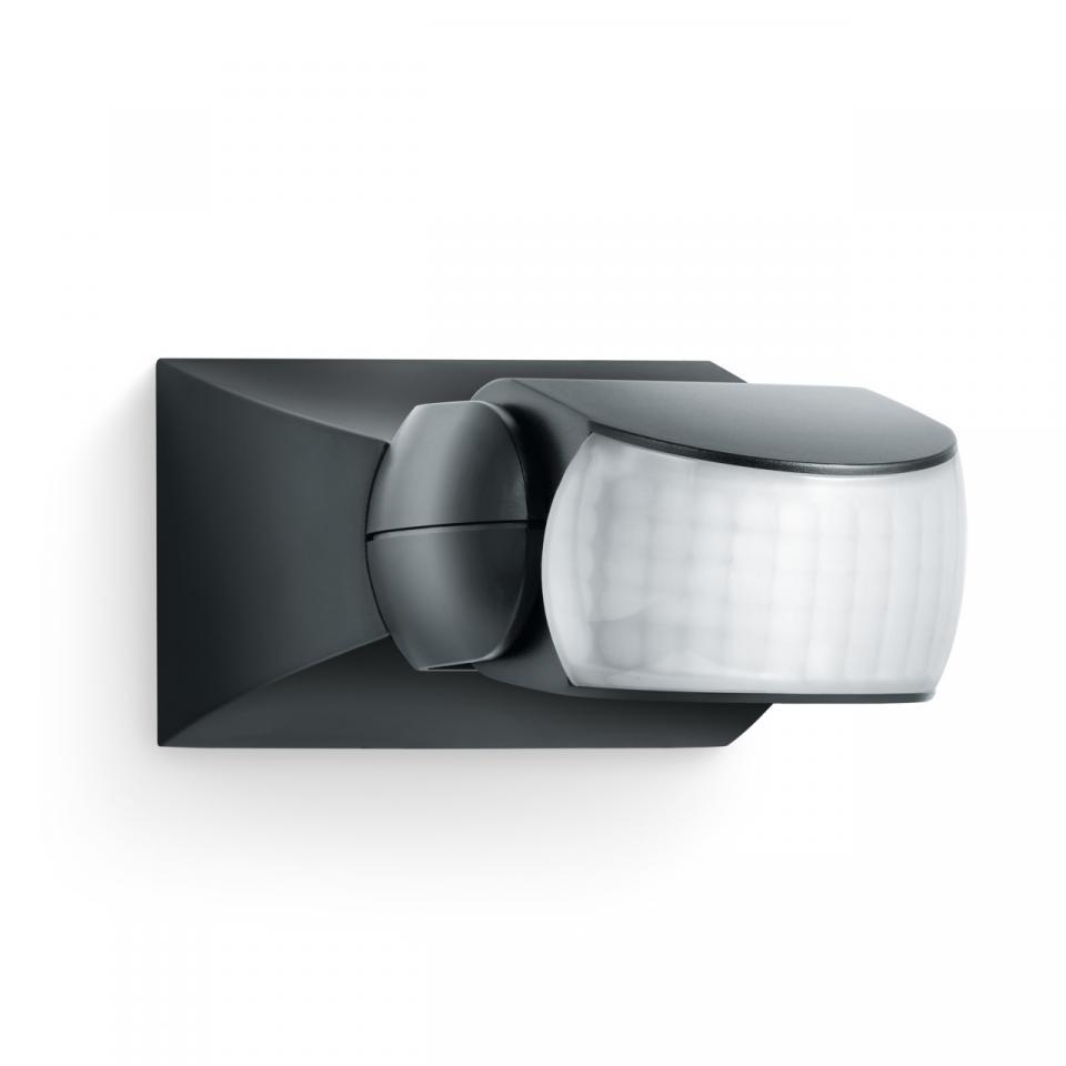 German Quality _ Steinel Motion Sensor IS 1 Black _Motion Detector _ Light Sensor