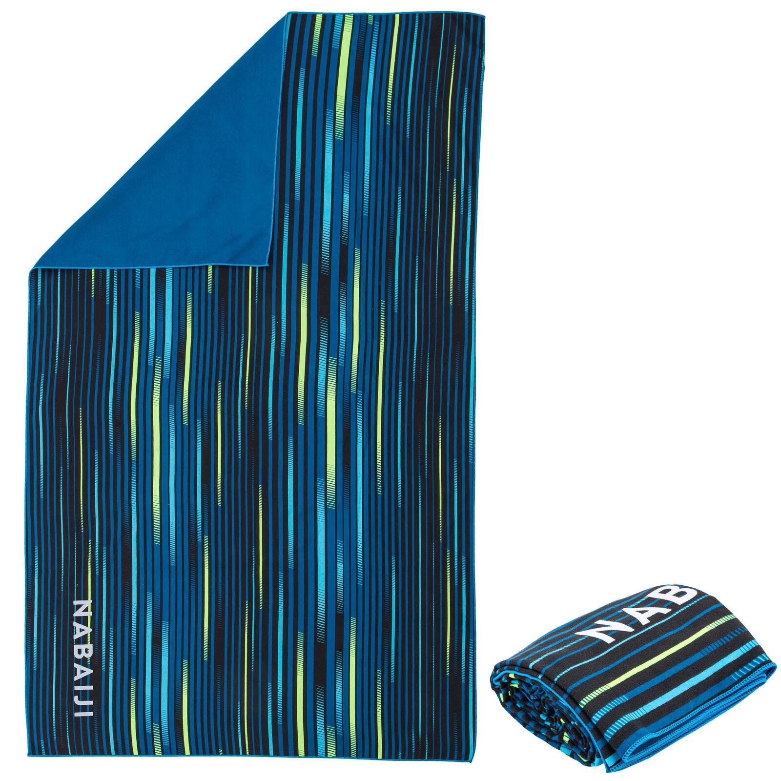 Compact microfibre towel size xl