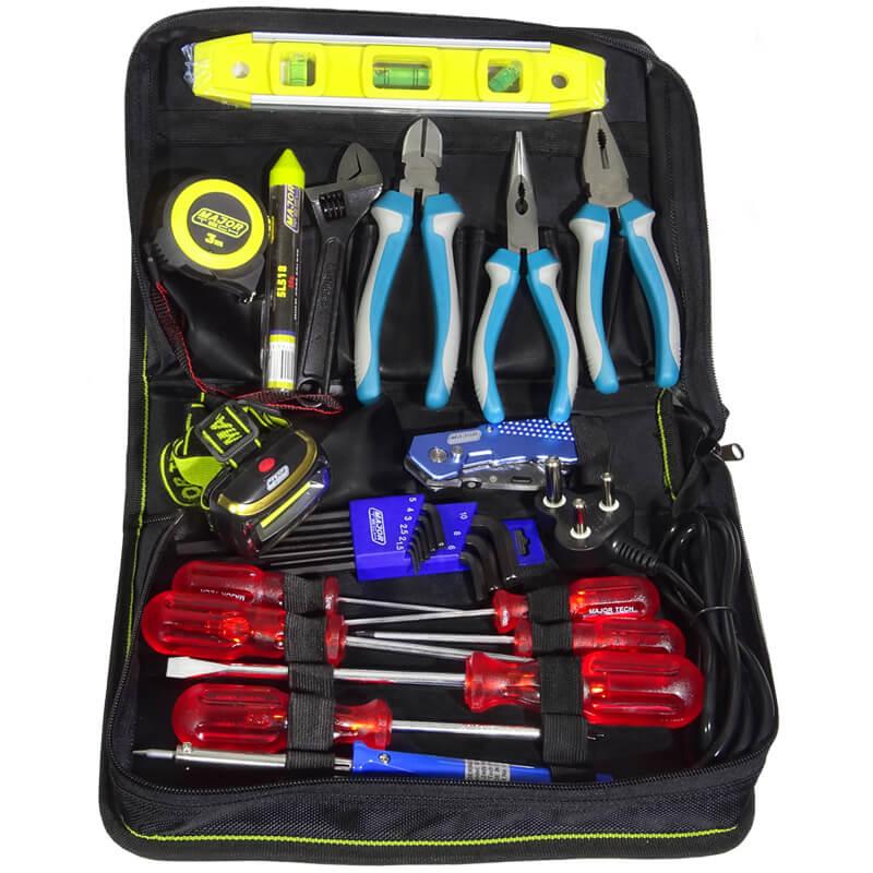18-Piece DIY Tool Kit (TKH2) - Major Tech