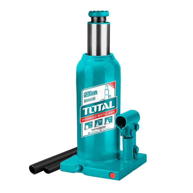 Total Tools Hydraulic Bottle Jack 2Ton