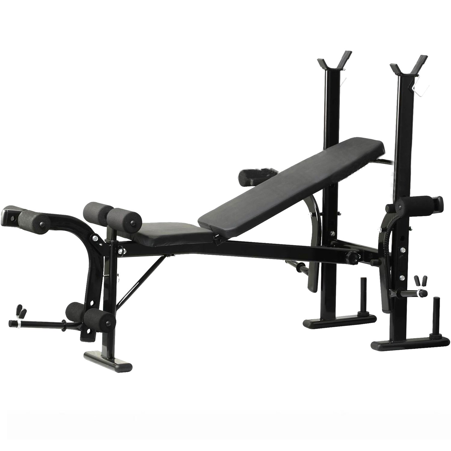 7 In 1 Barbell Rack Weight Bench
