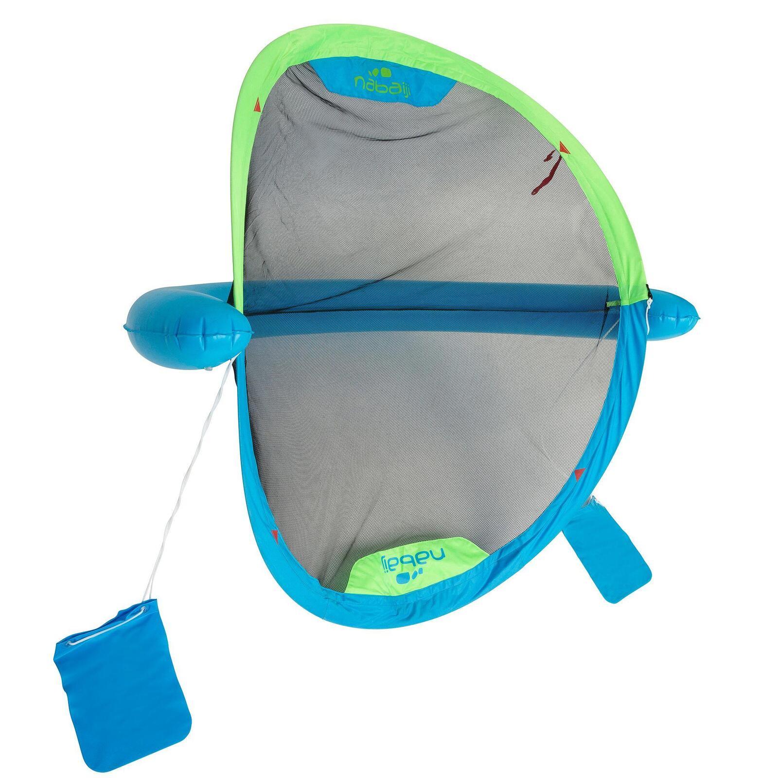 Water polo goal polo-up