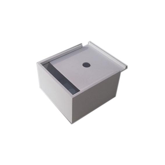 Soap  Storage Box - Painted - Wood
