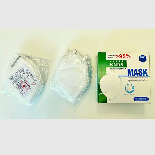 KN95 Masks - box of 10