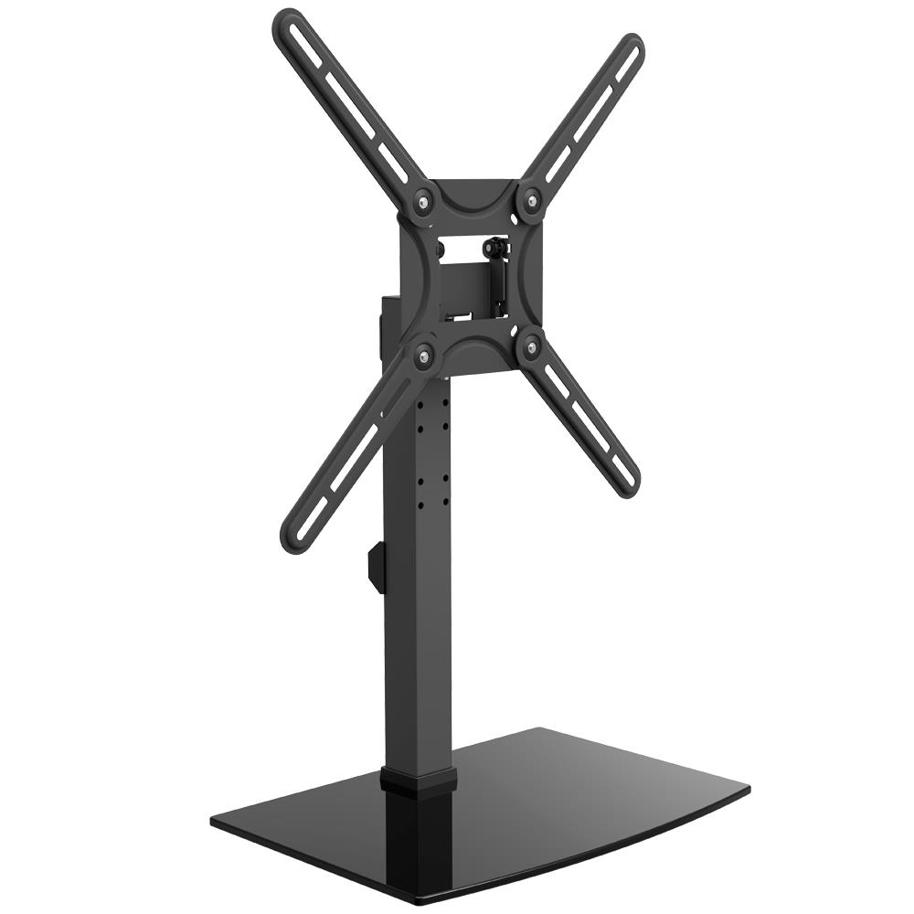"""Barkan 29"""" - 58"""" Swivel & Tilt Universal TV Mount Tabletop Stand"""