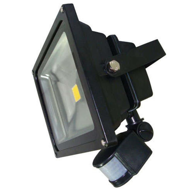 50 Watts LED Floodlight with Motion Sensor