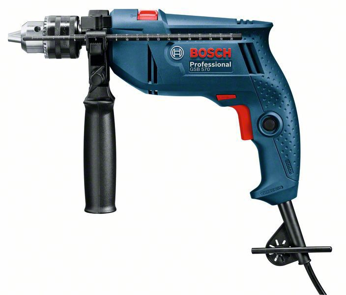 Impact drill corded BOSCH Professional GSB 570