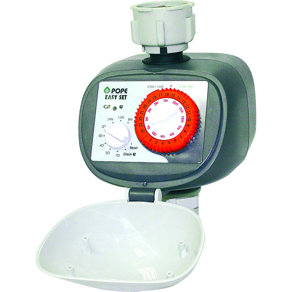 In-Line 7 Day Analogue Water Timer