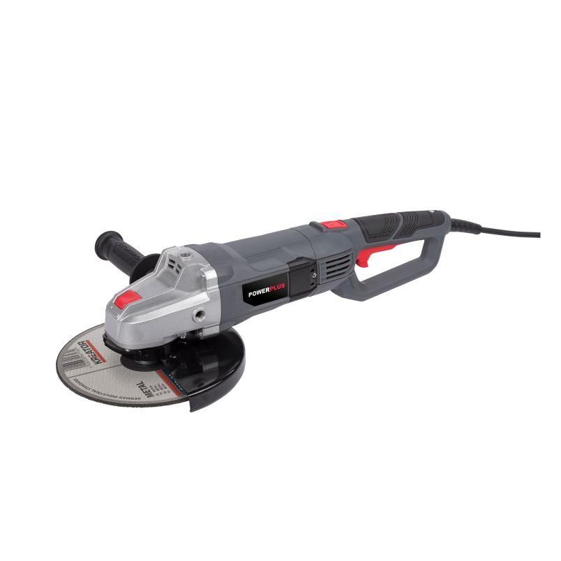 Power E Angle Grinder 2200W