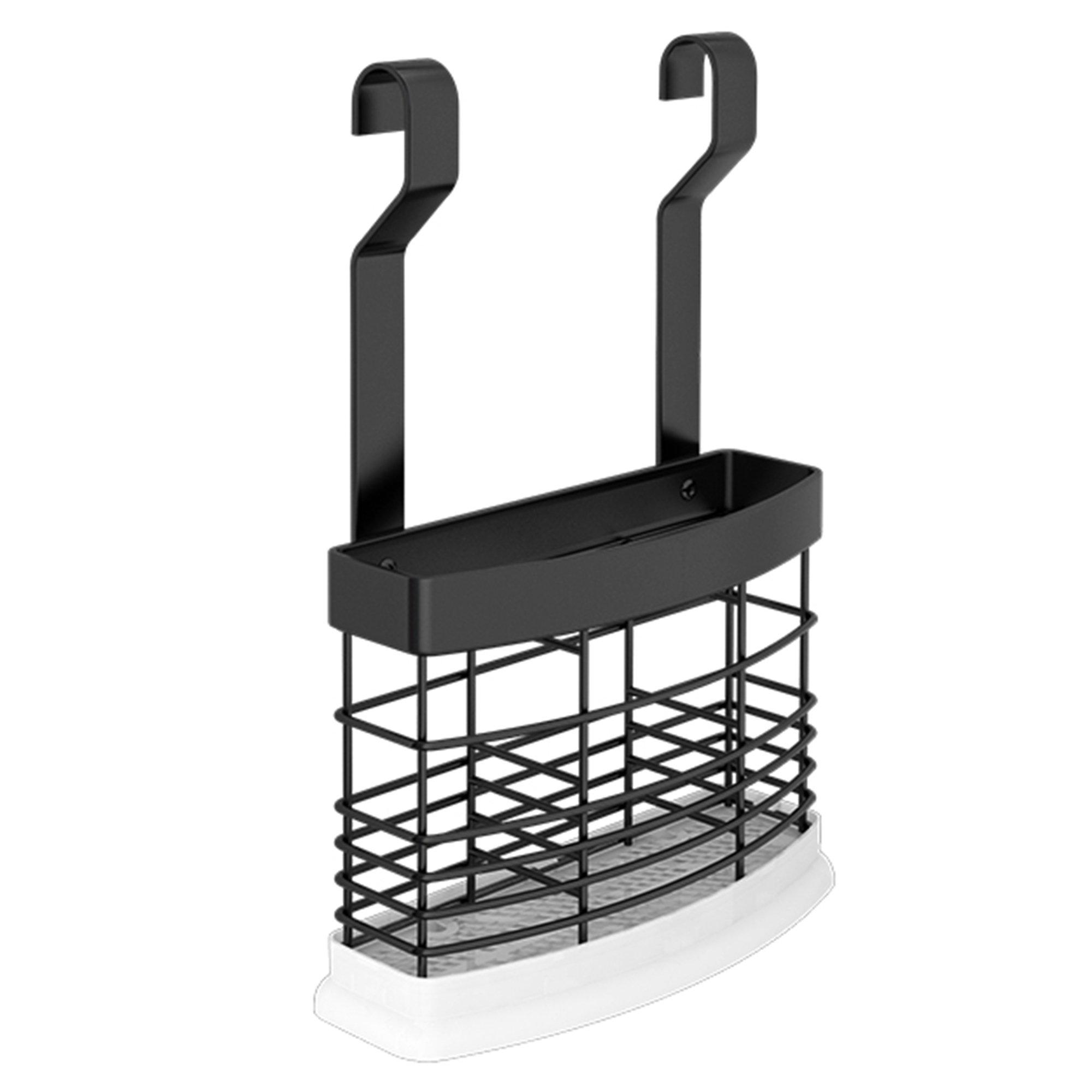 Stainless Steel Rail Cutlery Basket