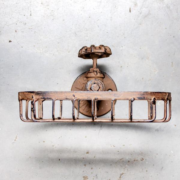 Bronze Soap Holder