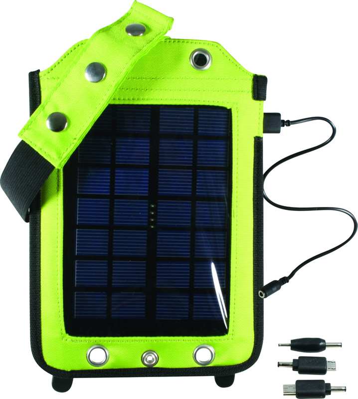 5V 500mA Solar Collector & Charger for Smartphones
