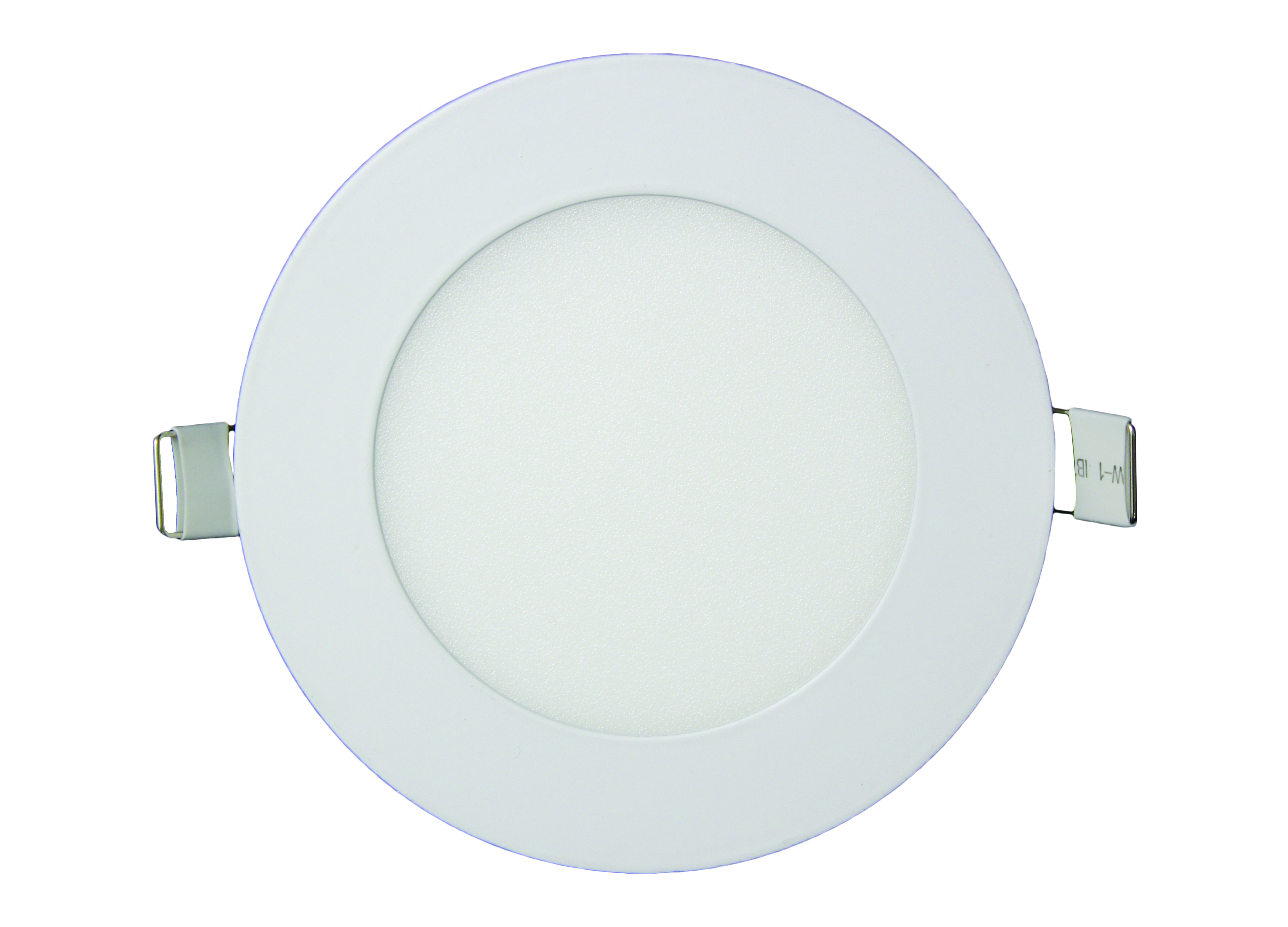 6W Non-Dimmable LED Warm White Panel Light (VETi)