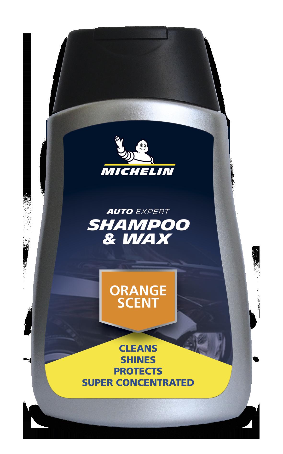 Michelin - Shampoo And Wax 250ml