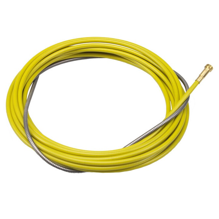 LINER PVC YELLOW 1.2 - 1.6MM WIRE - 4.4M