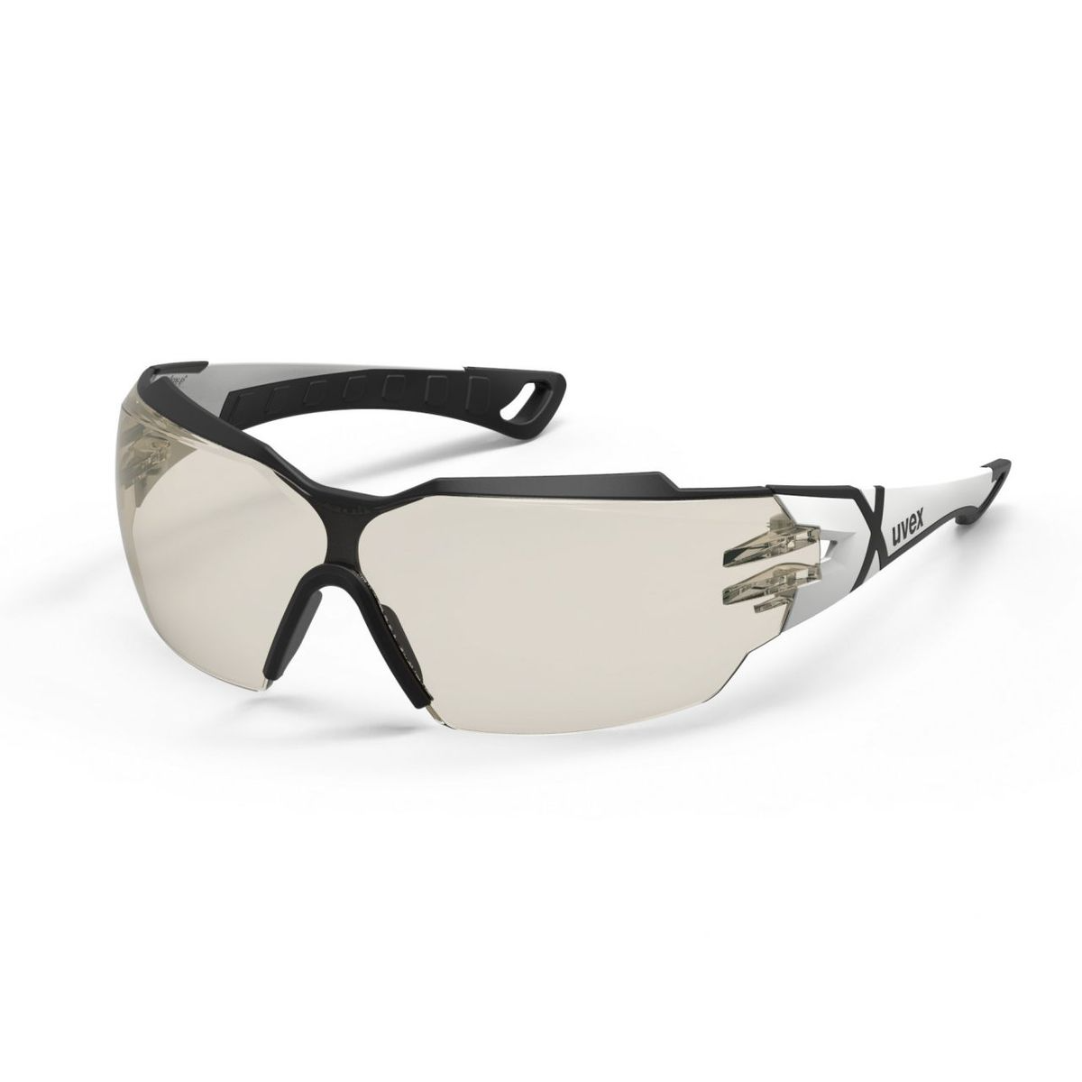 uvex pheos cx2 Safety spectacles - White-Grey