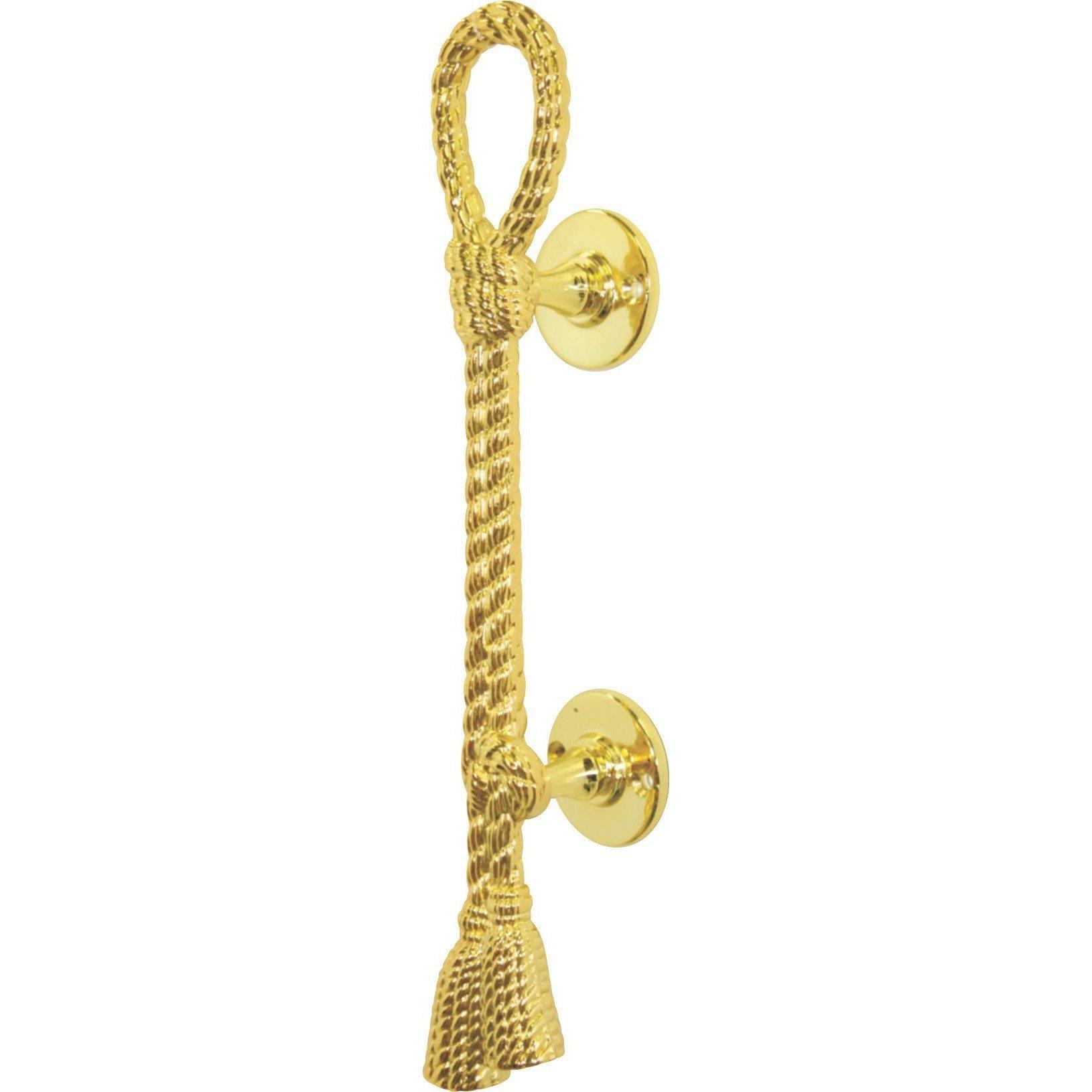"""""""Rope"""" - Antique door handles - pull handle"""