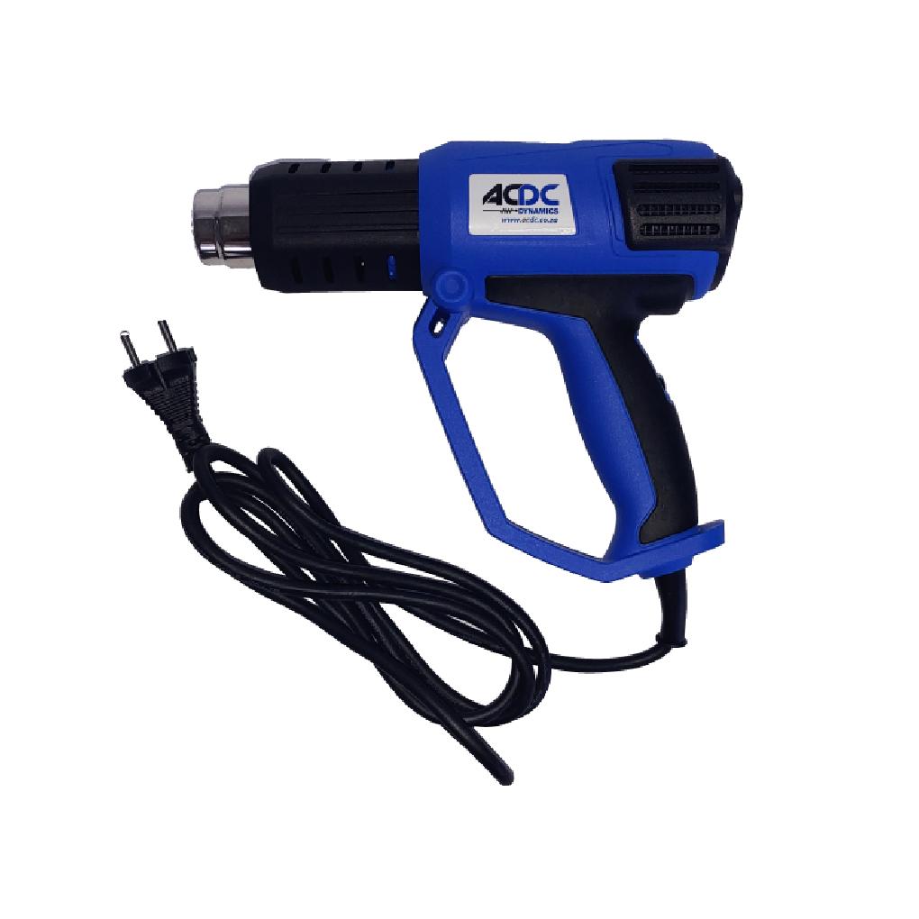 Heat Gun  2000W 3 Speed with Adjustable Heat