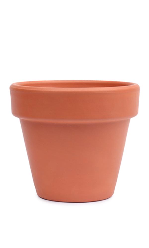 Terracotta Pot - 17cm (Pack of 10)