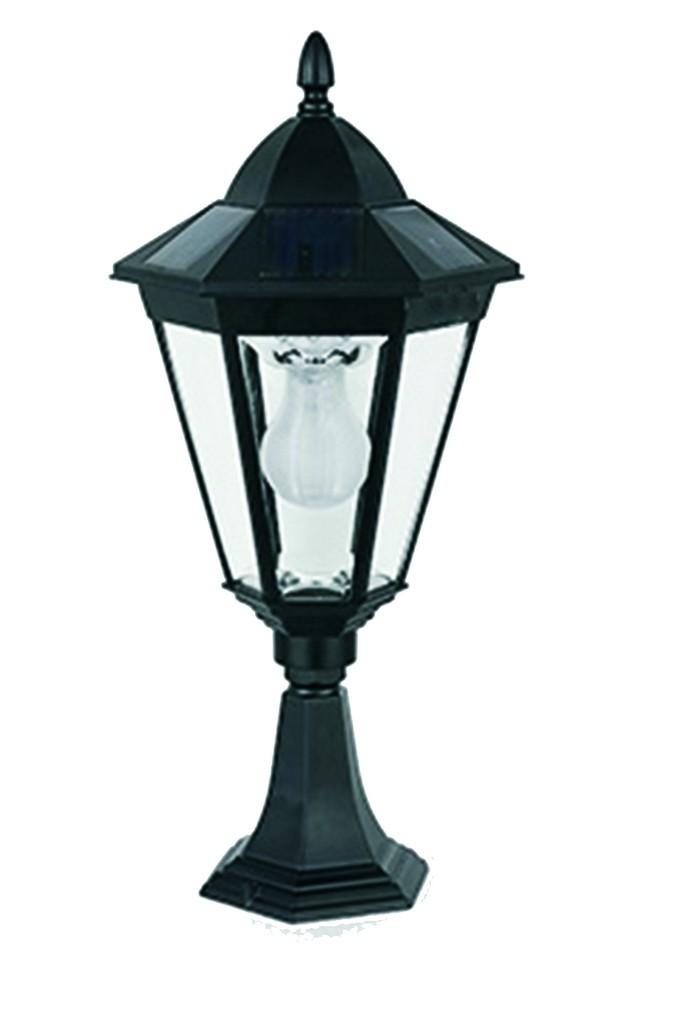 2.4W LED Solar Pillar Light
